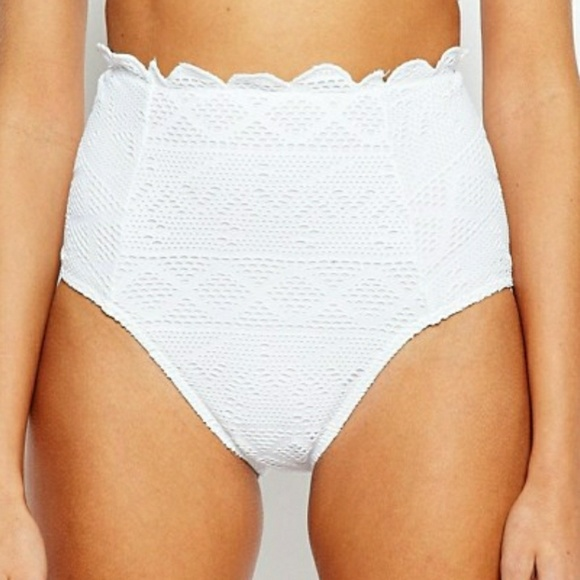 70d4934f70 ASOS Mix and Match Crochet Lace Bikini Bottom!!!